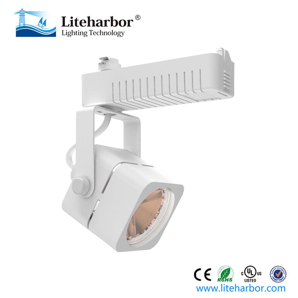 Aesthetic design Fully adjustable LED track lighting canada america standards