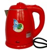1.5L water kettle/keep warm,electric kettle,red