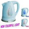 1.8L plastic electric tea kettle