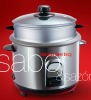 1.8L steel cookers(steel body,steel pot,steel steamer,steel lid)