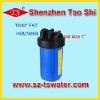 "1"" Reverse Osmosis filter hosing-Fat Blue housing"