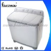 10.0kg Twin-tub Semi-automatic House Washing Machine