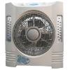 """12"""" rechargeable fan"""