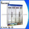 1200L 4Door Glass Vertical Showcase LC-1200