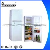 138L Double Door Refrigerator special for Greece with CE ROHS SONCAP