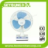 16-inch Desk Fan with 3 Speeds and 1 Hour Timer, 108-135grills - FT40-4