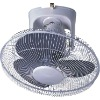 16 inch wall fan with 360 degree oscillation