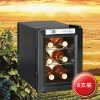 16L 6 bottles Single Zone Thermoelectric wine chiller