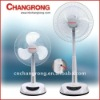 16inch rechargeable standing fan