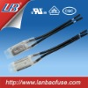 17AM Bimetal thermal switch for heating pad, lightings