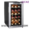 18 Bottles Classic Wine Cabinet Fridge CFC-free