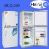 200L Home 2 door refrigerator