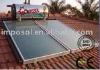 200L low pressure flat panel solar energy water heater