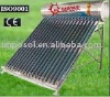 200L low pressure stainless steel solar water heater