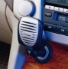 2011 Hottest Car Plug-In Air Purifier with Ionizer, Built-in Fan & Charcoal Filter-GH2110