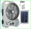 2011 New Popular Solar Fan for cooling