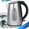 2011 New item Stainless steel Electric Kettle 1.2L/1.7L