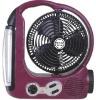 2011 rechargeable fan TD-328