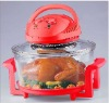 2011 transparent multi halogen oven A-302 with CB CE CSA