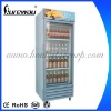 218L Luxury Glass Refrigerated Showcase LC-218F