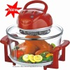 220V 1300W red convection ovenA-301with CE CB