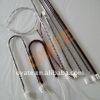 220V,2000W quartz Carbon fiber Heating tube