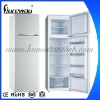 260L Double Door Refrigerator popular in South Africa with CB CE ROHS SONCAP