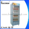 268L Glass Luxury Refrigerated Showcase LC-268F