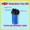 "3/4"" Reverse Osmosis filter hosing-Fat Blue housing"