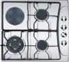 3 gas burners + 1 electrical plat BT4-S4003