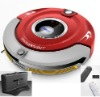 3 in 1 Self-Rechargeable Robot Vacuum Cleaner Bagless