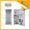 350L Popular Refrigerator Freezer with CE ROHS SONCAP