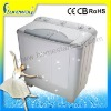 6.8KG Semi Automatic Twin Tub Washing Machine with CE CB ROHS