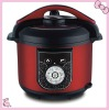 6L Electric high pressure cooker YBD60-100G with deluxe patent cover design