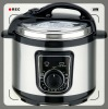 6L Mechanical electric food maker YBD60-100B11 With rice /meat/congee/tendon/frying/cake/stew functions