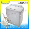 7.8KG Semi Automatic Twin Tub Washer with CE CB ROHS