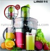 700W Multi-function fruit and vegetable juicer