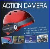 720p waterproof sports camera action helmet camera