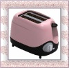 750W 2 slice multifunction toaster