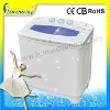 8.0KG Twin Tub Washer Machine with CE CB ROHS