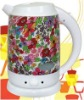 Adjustable kettle with temperature control