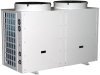 Air Cooled Chiller Producing Hot Water heat pump