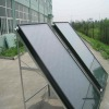 Anoded oxidation collector of pressurized split flat plate solar water heater(80L)