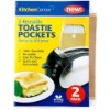 As seen on TV product - PTFE Reusable Toaster bag -  Hot product in Europe, Australia, Japan