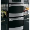 Authentic 100% New GE PK956SRSS 27 Double Oven w Upper Convection