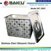 BK-3050 Stainless steel ultrasonic cleaner