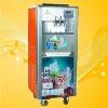 (BQL) Ice cream machine, Stainless steel body