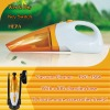 Bagless Durable Vacuum Cleaners FVC-1564 for wet and dry use  Orange