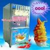 Best seller bilateral rainbow with sandwich ice cream,(TML series ice cream machine)