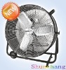 Big size Electric Industrial Floor Fans/high velocity fan